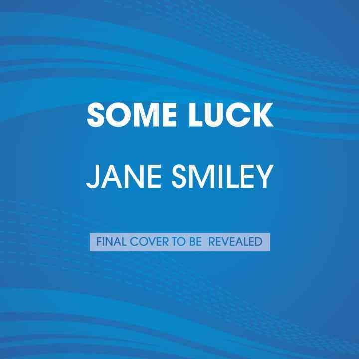 [CD] Some Luck By Smiley, Jane